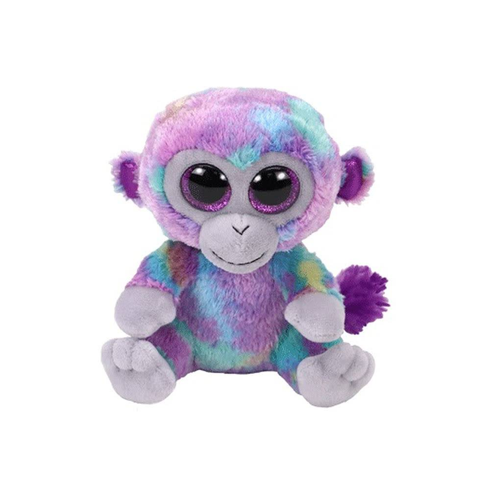 Beanie Boo - Zuri the Monkey - Celebrations and Toys 8d4efa51ee3