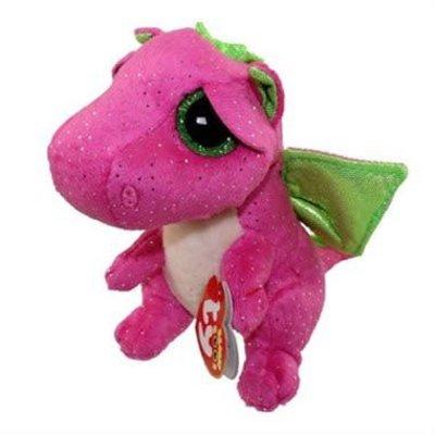 Ty Beanie Boo - Darla the Pink Dragon