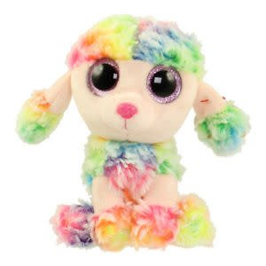 Beanie Boo - Rainbow the Poodle - Celebrations and Toys 6735b27b0a7