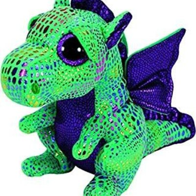 Ty Beanie Boo - Cinders the Dragon