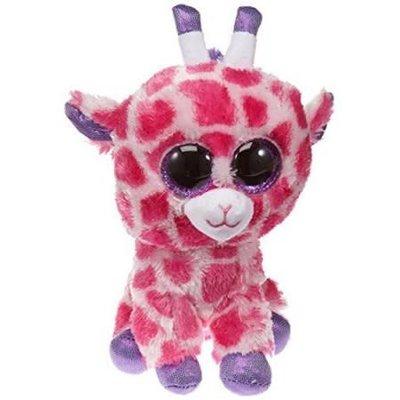 Ty Beanie Boo - Twigs the Pink Giraffe