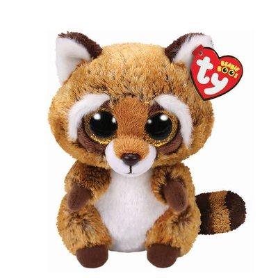 Ty Beanie Boo - Rusty the Raccoon