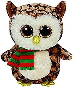 Ty Beanie Boo - Wise the Owl