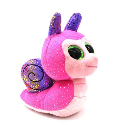 Ty Beanie Boo - Scooter the Snail