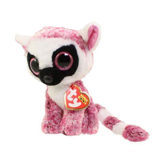 db3076059f4 Beanie Boo - LeeAnn the Lemur - Celebrations and Toys