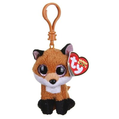 Ty Ty Key Clip - Slick the Fox