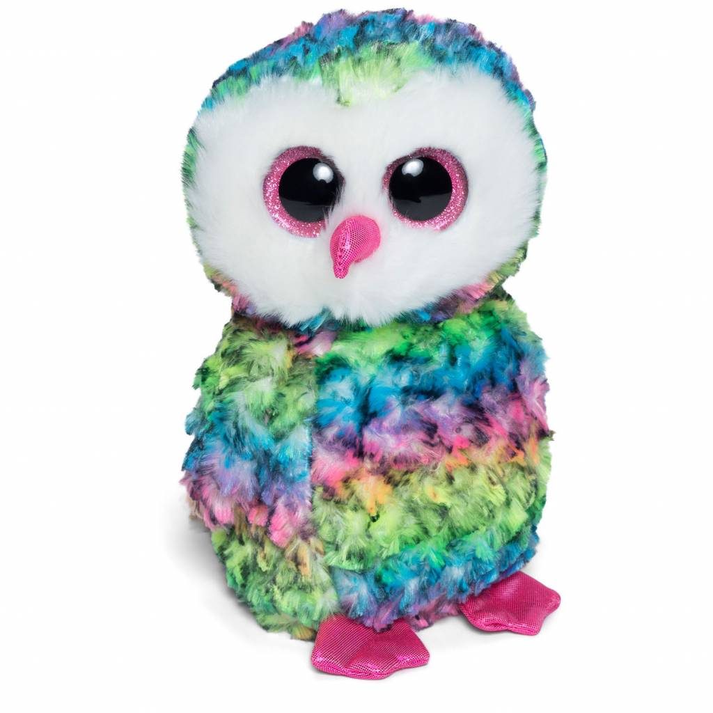 Ty Beanie Boo - Owen the Owl
