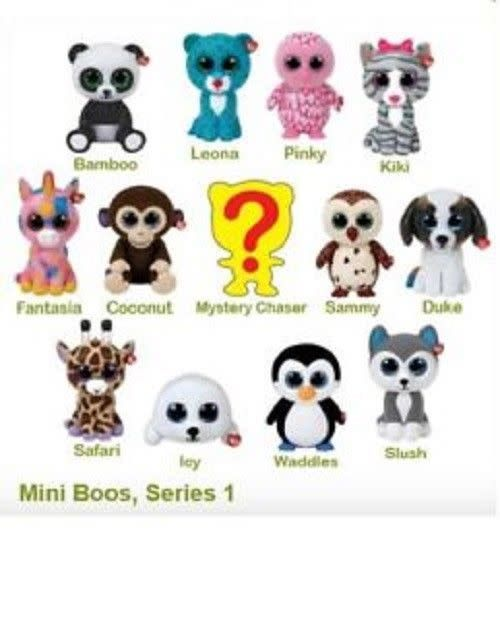 Mini Boo s Collectibles - Celebrations and Toys 74489be6c70