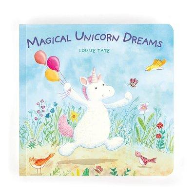 Jellycat - Story Book Jellycat - Magical Unicorn Dreams - Book