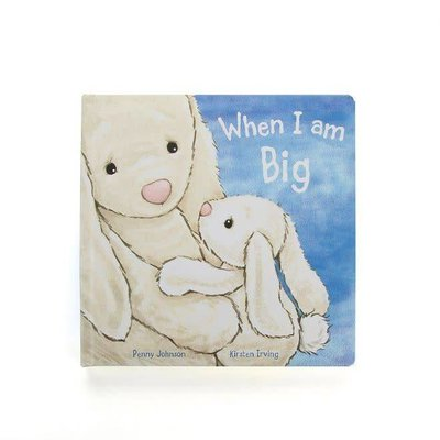 Jellycat - Story Book Jellycat - When I am Big - Book