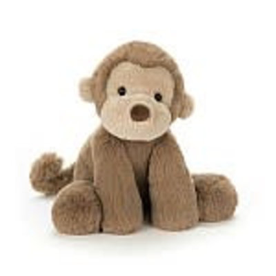 Jellycat - Super Softies Jellycat - Smudge Monkey