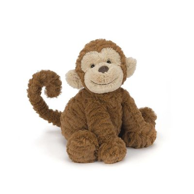 Jellycat - Fuddlewuddle Jellycat - Fuddlewuddle Monkey - Medium