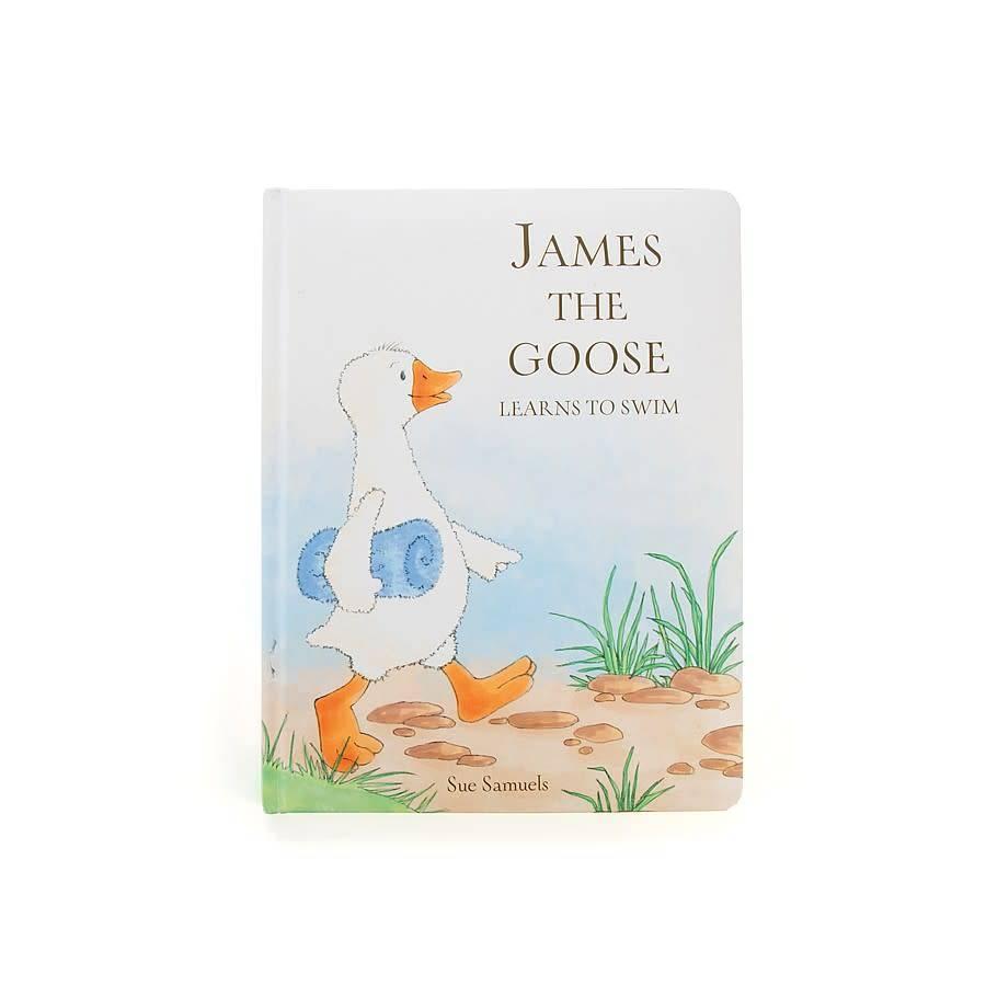 Jellycat Jellycat - James the Goose - Book