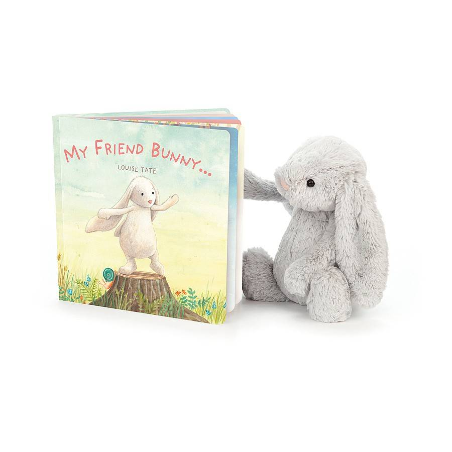 Jellycat Jellycat - My Friend Bunny... - Book