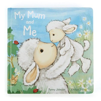 Jellycat - Story Book Jellycat - My Mum and Me - Book