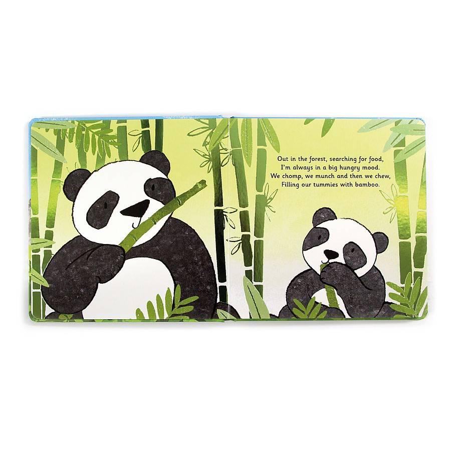 Jellycat - Story Book Jellycat - Panda - Book