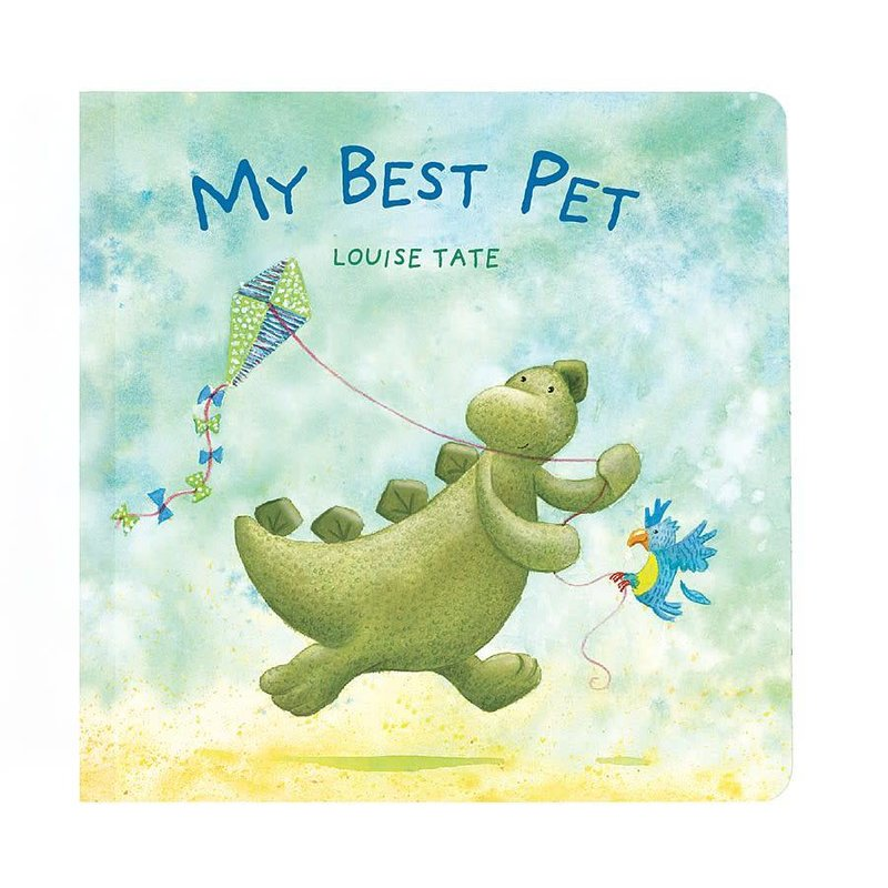 Jellycat - Story Book Jellycat - My Best Pet - Book
