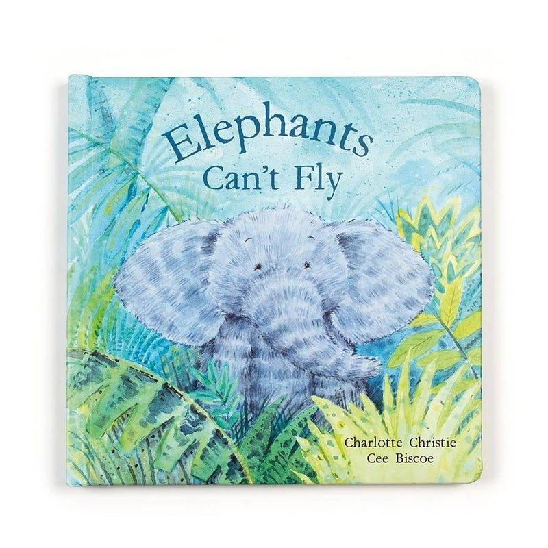 Jellycat Jellycat - Elephants Can't Fly - Book