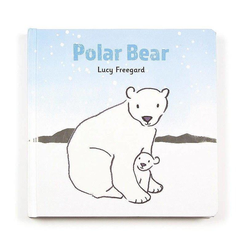 Jellycat - Story Book Jellycat - Polar Bear - Book