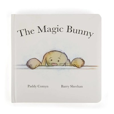 Jellycat - Story Book Jellycat - The Magic Bunny - Book