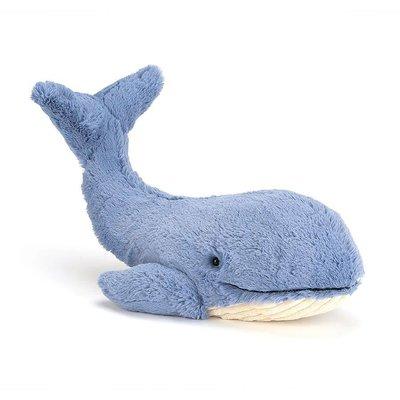 Jellycat - Ocean Life Wilbur the Whale