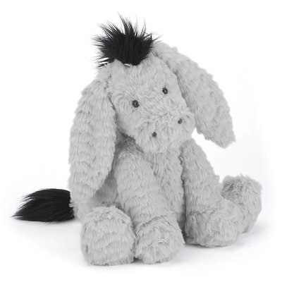 Jellycat - Fuddlewuddle Jellycat - Fuddlewuddle Donkey - Medium