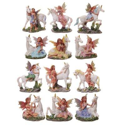 Fairy & Unicorn World Figures