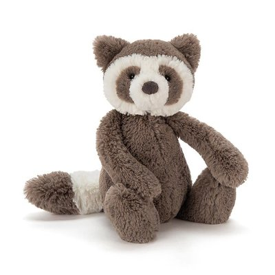 Jellycat - Bashful Jellycat - Bashful Raccoon - Medium