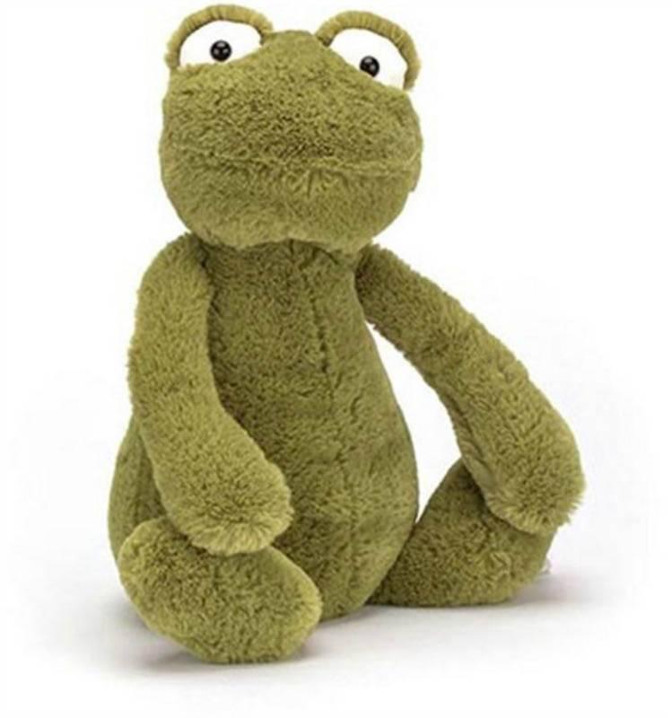 870c7a35fa0 Bashful Frog - Medium - Celebrations and Toys
