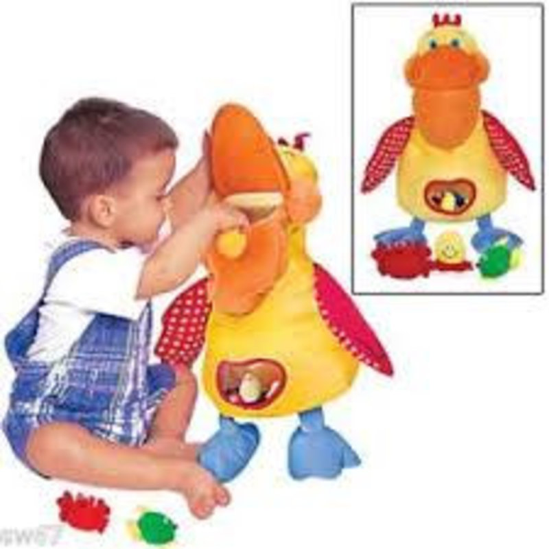K's Kids Hungry Pelican