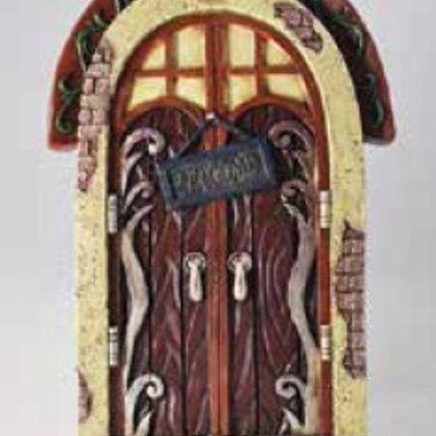 Fiesta Studios Double Door - Fairy Door H23cm
