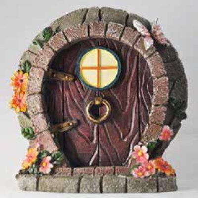Fiesta Studios Hobbit Shire Door