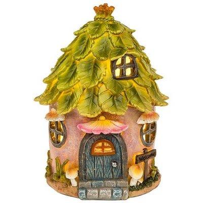Joe Davies Fairy Glade Green Leaf House - Small