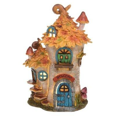 Joe Davies Fairy Glade LED Autumn Leaf House