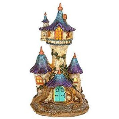 Joe Davies Fairy Glade Fairy Castle