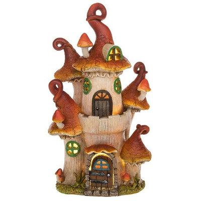 Joe Davies Fairy Glade LED Mushroom Castle