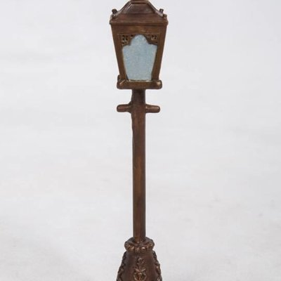 Vivid Victorian Lamp Post