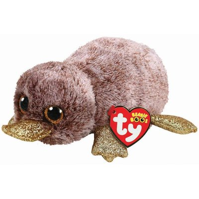 Ty Beanie Boo - Perry the Brown Platypus