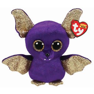 Ty Beanie Boo - Count the Purple Bat