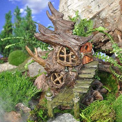Fiddlehead Mystic Marsh Swamp Shack