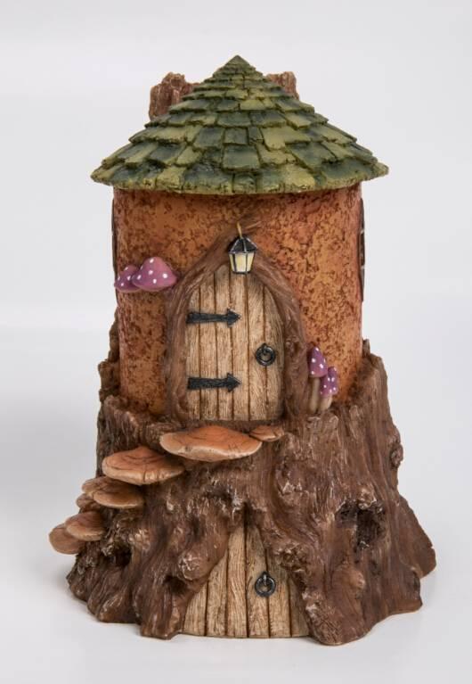 Rustic Stump Cottage