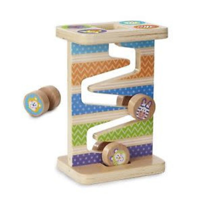 Melissa & Doug First Play - Safari Zig Zag Tower