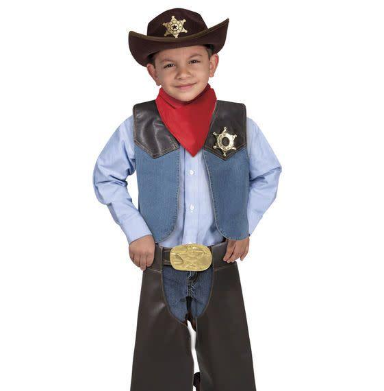 Melissa & Doug Cowboy Costume