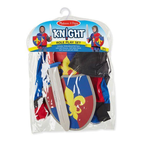 Melissa & Doug knight Costume