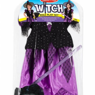 Melissa & Doug Witch Costume