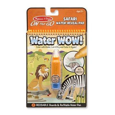 Melissa & Doug Water Wow - Safari - On the Go