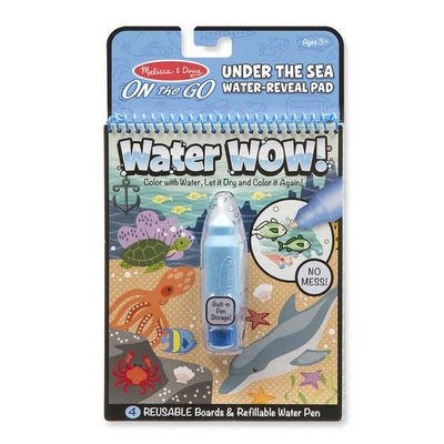 Melissa & Doug Water Wow - Under the Sea - On the Go
