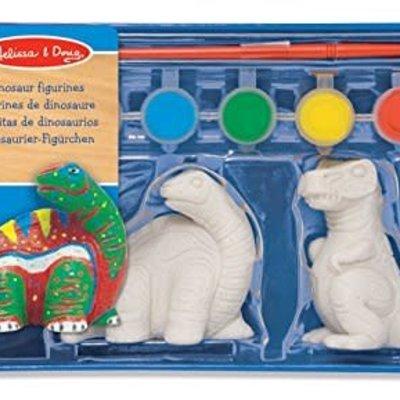 Melissa & Doug Dinosaur Figurines - Craft Kit
