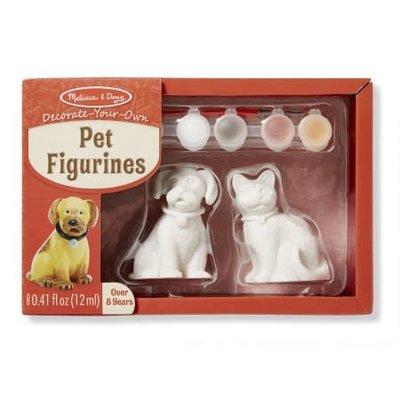 Melissa & Doug Pet Figurines - Craft Kit