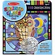 Melissa & Doug Stained Glass Made Easy - Owl